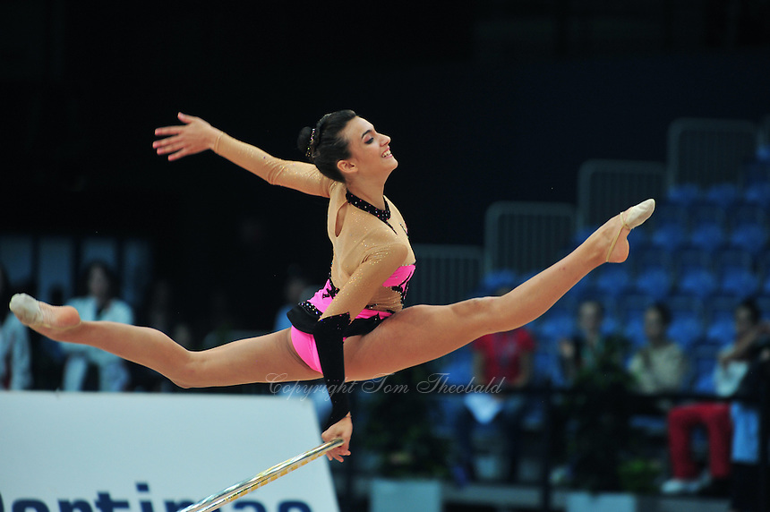 Catia Henriques of Portugal performs at 2011 World Cup at Portimao, Portugal on April 29, 2011.  .