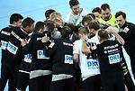 13.01.2018., Croatia, Arena Zagreb, Zagreb - European Handball Championship, Group C, Round 1, Germany - Montenegro. <br /> <br /> Foto &copy; nordphoto / Sanjin Strukic/PIXSELL