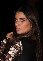 SAO PAULO, SP, 09 DE MARCO 2012. ANIVERSARIO MARIANA WEICKERT. A modelo Fernanda Motta, em noite de comemoracao ao aniversario de Mariana Weickert, na CASA PANAMERICANA, no bairro de Pinheiros, regiao oeste de SP, na noite desta sexta-feira, 09. (FOTO: MILENE CARDOSO - BRAZIL PHOTO PRESS