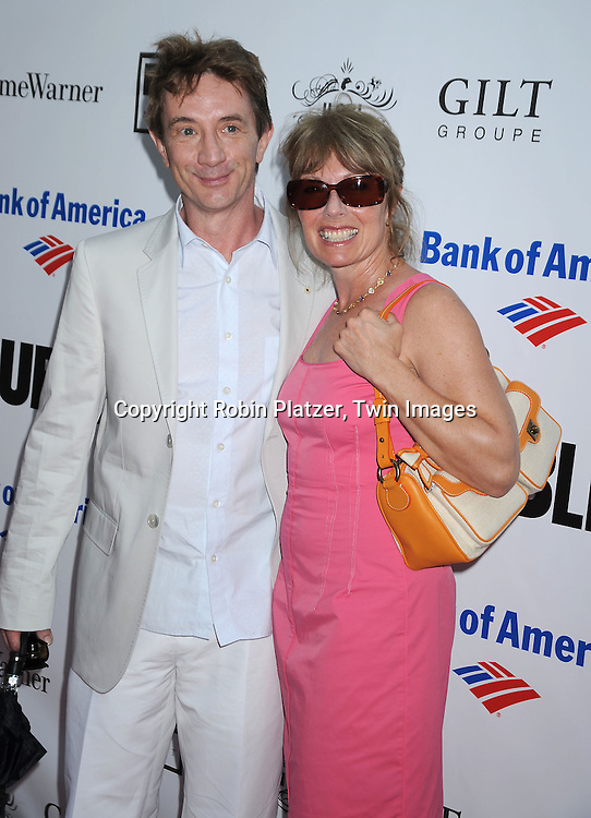 Martin Short and wife Nancy Short