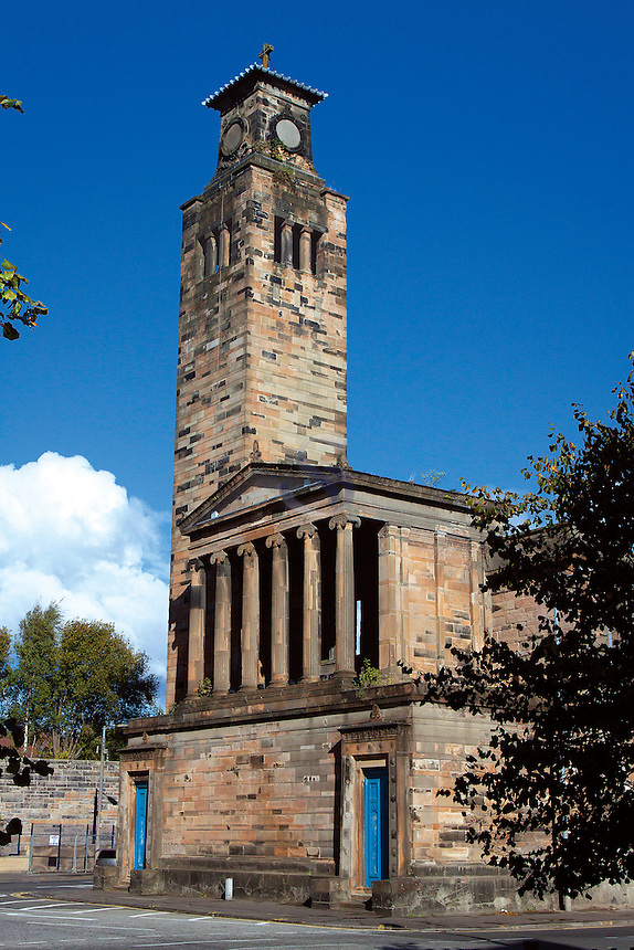 The Caledonia Road Church, The Gorbals, Glasgow