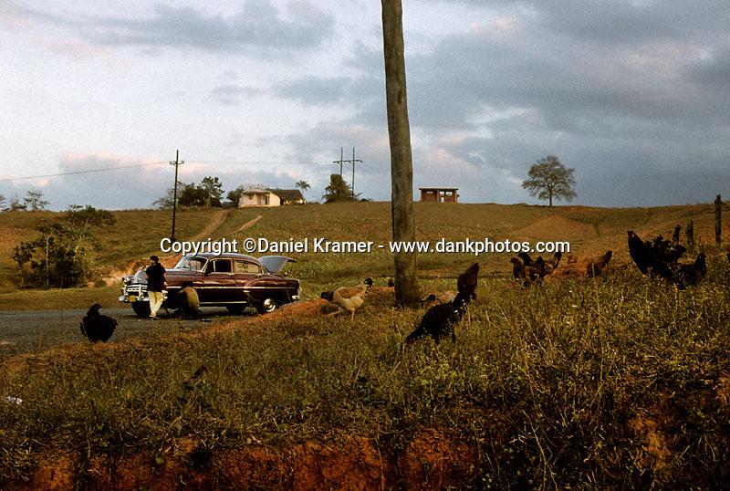 1952 Chevrolet in Pinar del Rio, Cuba - 2000