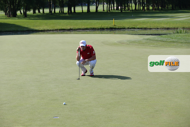 /{prsn}/ makes birdie on the 11th during Round Two of the 2015 BMW International Open at Golfclub Munchen Eichenried, Eichenried, Munich, Germany. 26/06/2015. Picture David Lloyd | www.golffile.ie