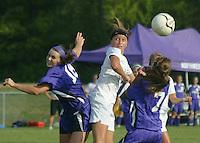 Girls Soccer vs Northwestern 8-17-09