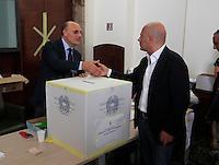 Antonio Pentangelo Elezioni del consiglio della citta metropolitana di napoli