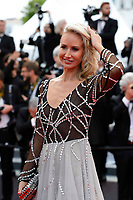 Lady Victoria Hervey attends the screening of 'Blackkklansman' during the 71st annual Cannes Film Festival at Palais des Festivals on May 14, 2018 in Cannes, France. <br /> CAP/GOL<br /> &copy;GOL/Capital Pictures