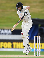 3rd December, Hamilton, New Zealand;  Ross Taylor during play day 5 of the 2nd test cricket match between New Zealand and England at Seddon Park, Hamilton, New Zealand.