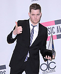 Michael Buble at The 2010 American Music  Awards held at Nokia Theatre L.A. Live in Los Angeles, California on November 21,2010                                                                   Copyright 2010  DVS / Hollywood Press Agency