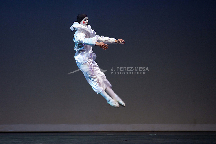 """Fairy Doll Pas de Trois"" of Russian choreographer Sergei Legat, music of Ricardo Drigo, performed by National Ballet Theater of Puero Rico. Dancers: Odemar Ocasio, Nilda Lopez and Omar Roman."