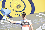 Foto LaPresse - Fabio Ferrari<br /> 08/02/2018 Dubai (Emirati Arabi Uniti)<br /> Sport Ciclismo<br /> Dubai Tour 2018 - 5a edizione - Tappa 3 - Dubai<br /> Silicon Oasis Stage - da Skidive Dubai a Fujairah - 180<br /> km (111,8 miglia)<br /> Nella foto: <br /> <br /> Photo LaPresse - Fabio Ferrari<br /> 08/02/2018 Dubai (United Arab Emirates) <br /> Sport Cycling<br /> Dubai Tour 2018 - 5th edition -  Stage 3 - Dubai<br /> Silicon Oasis Stage - Skidive Dubai to Fujairah - 180<br /> km (111,8 miles)<br /> In the pic: