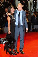 "Woody Harrelson, Laura Louie at the ""Three Billboards Outside Ebbing, Missouri"" premiere, 74th Venice Film Festival in Italy on 4 September 2017.<br /> <br /> Photo: Kristina Afanasyeva/Featureflash/SilverHub<br /> 0208 004 5359<br /> sales@silverhubmedia.com"