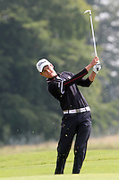 Kristoffer Ventura (Norway) on the Final Day of the International European Amateur Championship 2012 at Carton House, 11/8/12...(Photo credit should read Jenny Matthews/Golffile)...