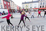 Culture Night Tralee with Cassie Leen's School of Dance performing on Friday night last in the Square Tralee.