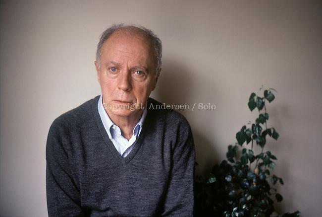 Claude Simon in 1981.