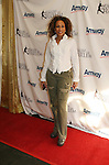 Law & Order SVU's Tamara Tunie (As The World Turns) at Skating with the Stars (celebrities & Olympic skaters), a benefit gala for Figure Skating in Harlem on April 6, 2010 at Wollman Rink, Central Park, New York City, New York. (Photo by Sue Coflin/Max Photos)