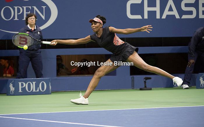 Venus Williams loses semifinal to Sloane Stephens