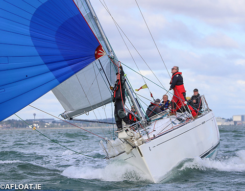 Lively Lady (Rodney and Keith Martin) was third in IRC Zero
