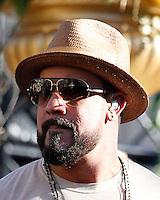 11 NOVEMBRE 2012 - LOS ANGELES - ETATS-UNIS -NICK CARTER ET AJ MCLEAN A.J. MCCLEAN EN REPETITION POUR LEUR PERFORMANCE LORS DE L'ILLUMINATION DE L' ARBRE DE NOEL DE THE GROVE (KDENA/NortePhoto)