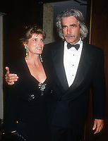 Katherine Ross Sam Elliott, 1990s, Photo By Michael Ferguson/PHOTOlink
