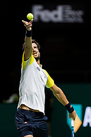 Rotterdam, Netherlands, 12 Februari, 2018, Ahoy, Tennis, ABNAMROWTT, Feliciano Lopez (SPA)<br /> Photo:tennisimages.com