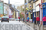 Cahersiveen the ideal place to do your christmas shopping.