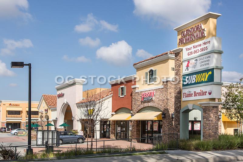 Glendora Promenade Shopping Center
