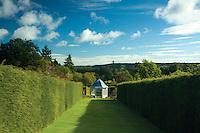 Drum Castle Gardens, Drumoak, Aberdeenshire