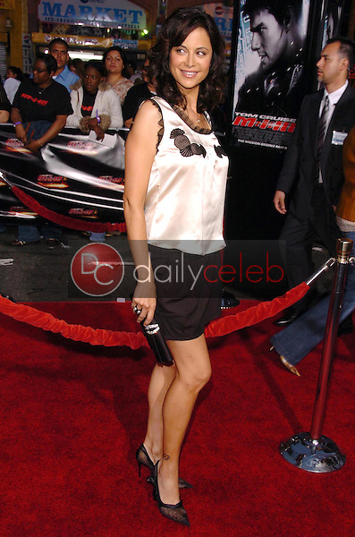 """Catherine Bell<br />at the screening of """"Mission: Impossible III"""". Grauman's Chinese Theatre, Hollywood, CA. 05-04-06<br />Scott Kirkland/DailyCeleb.com 818-249-4998"""