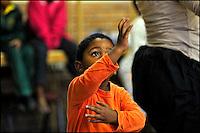 Young Dancer, SA 2009