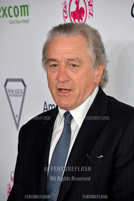 LOS ANGELES, CA. October 06, 2018: Robert De Niro at the 2018 Carousel of Hope Ball at the Beverly Hilton Hotel.<br /> Picture: Paul Smith/Featureflash