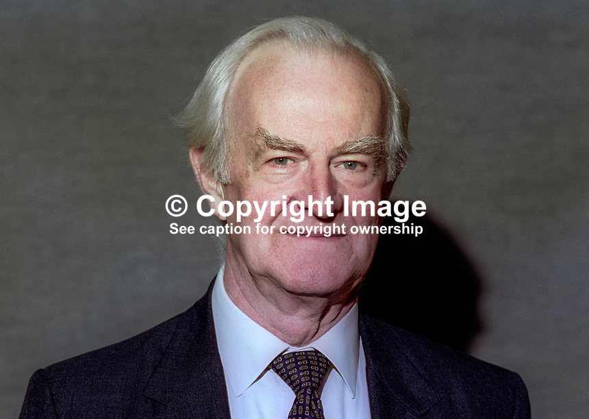 Arthur James Michael Milner, 2nd Baron Milner of Leeds, solicitor, politician, Labour Party, UK, October, 1994, 199410030<br />