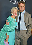 "a_Helen Mirren, Jason Clarke 015 attends the Los Angeles Premiere Of The New HBO Limited Series ""Catherine The Great"" at The Billy Wilder Theater at the Hammer Museum on October 17, 2019 in Los Angeles, California."