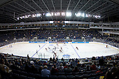 - The University of Minnesota-Duluth Bulldogs defeated the Union College Dutchmen 2-0 in their NCAA East Regional Semi-Final on Friday, March 25, 2011, at Webster Bank Arena at Harbor Yard in Bridgeport, Connecticut.