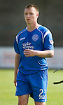 St Johnstone FC.... Season 2010-11.Andy Jackson.Picture by Graeme Hart..Copyright Perthshire Picture Agency.Tel: 01738 623350  Mobile: 07990 594431