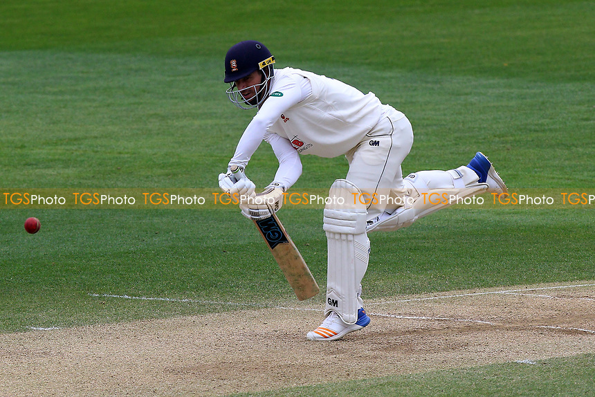 Essex skipper Ryan ten Doeschate in batting action during Essex CCC vs Lancashire CCC, Specsavers County Championship Division 1 Cricket at The Cloudfm County Ground on 10th April 2017