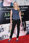 Yvonne Strahovski at The Columbia Pictures' Screening of  Julie & Julia held at The Mann's Village Theatre in Westwood, California on July 27,2009                                                                   Copyright 2009 DVS / RockinExposures