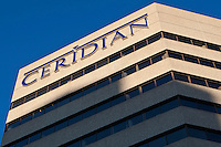 Ceridian Corporation office is pictured in Winnipeg Wednesday May 25, 2011. Ceridian Corporation is a global business services company in the human resources, transportation and retail markets.