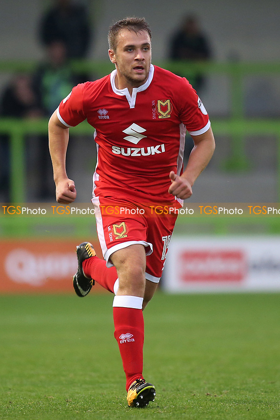 Ryan Seager of MK Dons during Forest Green Rovers vs MK Dons, Carabao Cup Football at The New Lawn on 8th August 2017