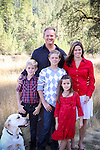 Stewart Family | Bass Lake Sept 2013