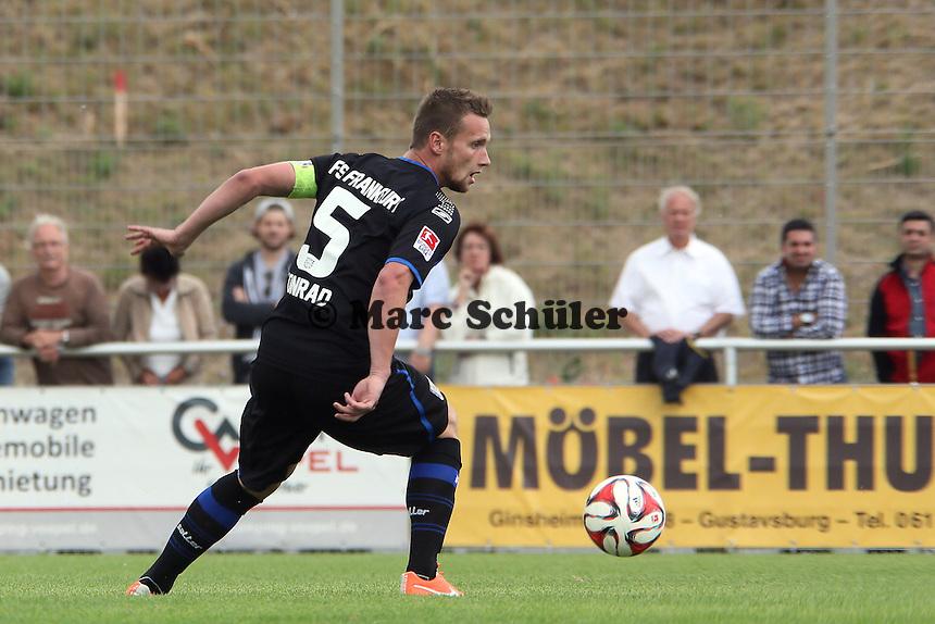 Manuel Konrad (FSV)- VfB Ginsheim vs. FSV Frankfurt