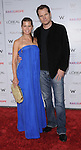 Jack Coleman and wife Beth Toussaint at the premiere of Vicky Cristina Barcelona, held at Mann Village Theatre in Westwood, Ca. August 4, 2008.