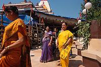 Indien, Bombay (Mumbai), Im Mahalaxmi-tempel