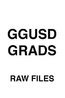 GGUSD GRADS RAW FILES