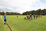 Counties Manukau Premier 3 Counties Power Club Rugby Round 1 game between Maramarua and Weymouth, played at Maramarua on Saturday April 7th, 2018. Weymouth won the game 43 - 17 after leading 33 - 0 at halftime.<br /> Photo by Richard Spranger.