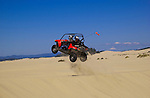 Polaris 800 RZR on the Siltcoos Dunes on the Oregon Coast