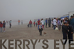 This was the scene in Ballinskelligs on Sunday as the Regatta is cancelled for a second time due to poor visibility.