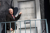 Mel Brooks<br /> at the Mel Brooks Street Dedication and Young Frankenstein Mural Presentation, 20th Century Fox, Century City, CA 10-23-14<br /> David Edwards/DailyCeleb.com 818-915-4440