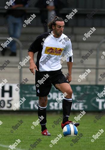 2007-08-14 / Voetbal / FC Verbroedering Meerhout / Billy Ozcan