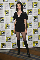 SAN DIEGO - July 22:  Emma Dumon at Comic-Con Saturday 2017 at the Comic-Con International Convention on July 22, 2017 in San Diego, CA