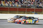 Oct 11, 2008; 7:06:47 PM;  Concord, NC, USA; Nascar Sprint Cup Series for the Bank of America 500  at Lowe's Motor Speedway. Mandatory Credit: Joey Millard